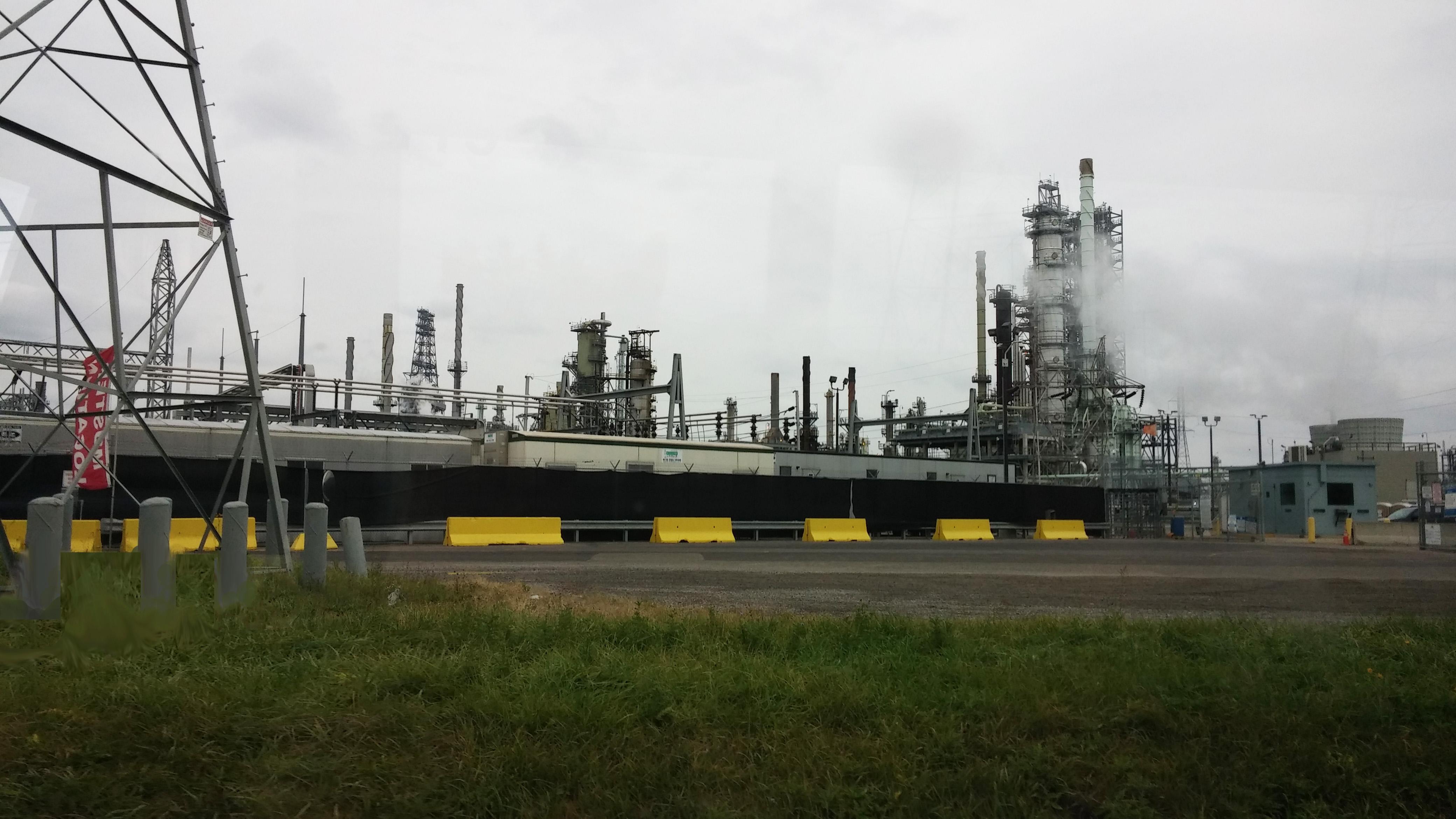 Marathon Oil Refinery
