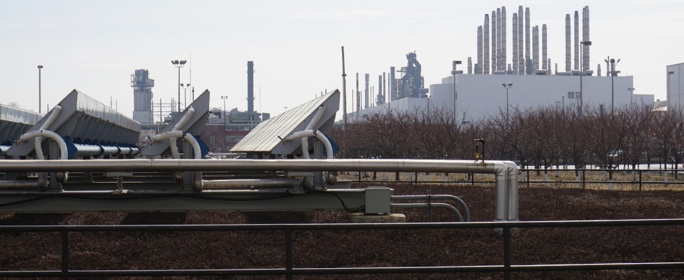 Solar Panels, Ford Rouge Plant