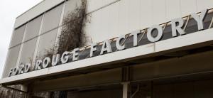 Factory Building Slider Image